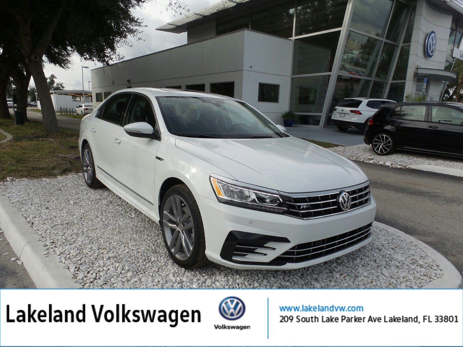 New 2019 Volkswagen Passat 20t Se R Line 4dr Car In Lakeland