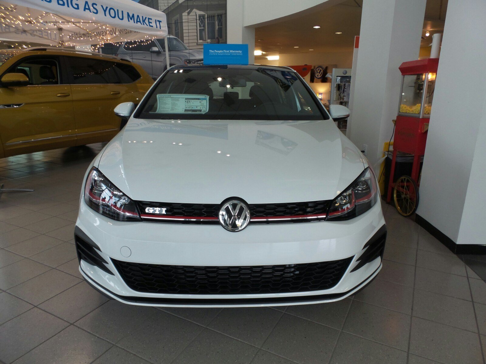 inventory golf volkswagen in hatchback new lakeland se gti fwd