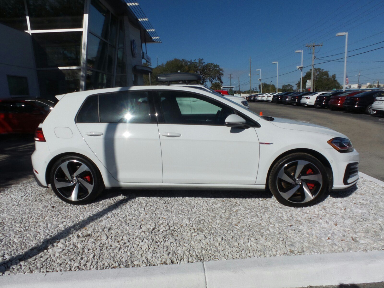New 2018 Volkswagen Golf GTI 2 0T Autobahn Hatchback in Lakeland