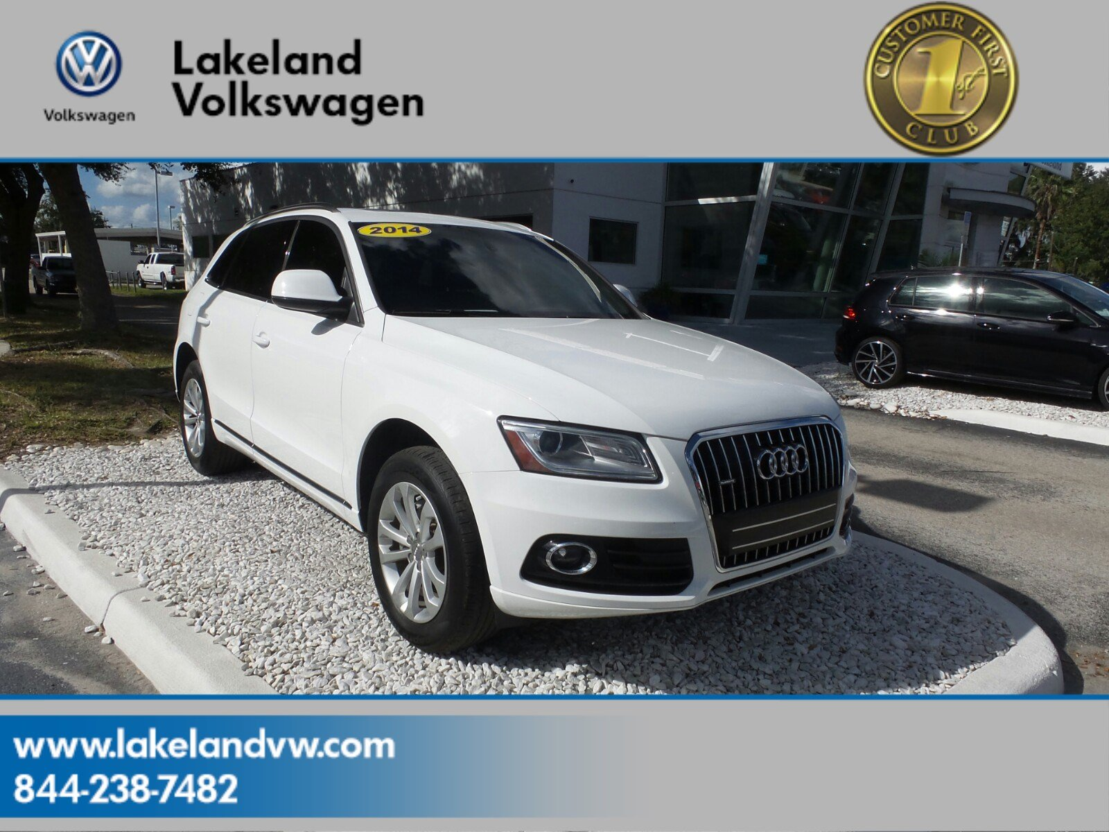 Pre Owned 2014 Audi Q5 Premium Sport Utility in Lakeland TEA