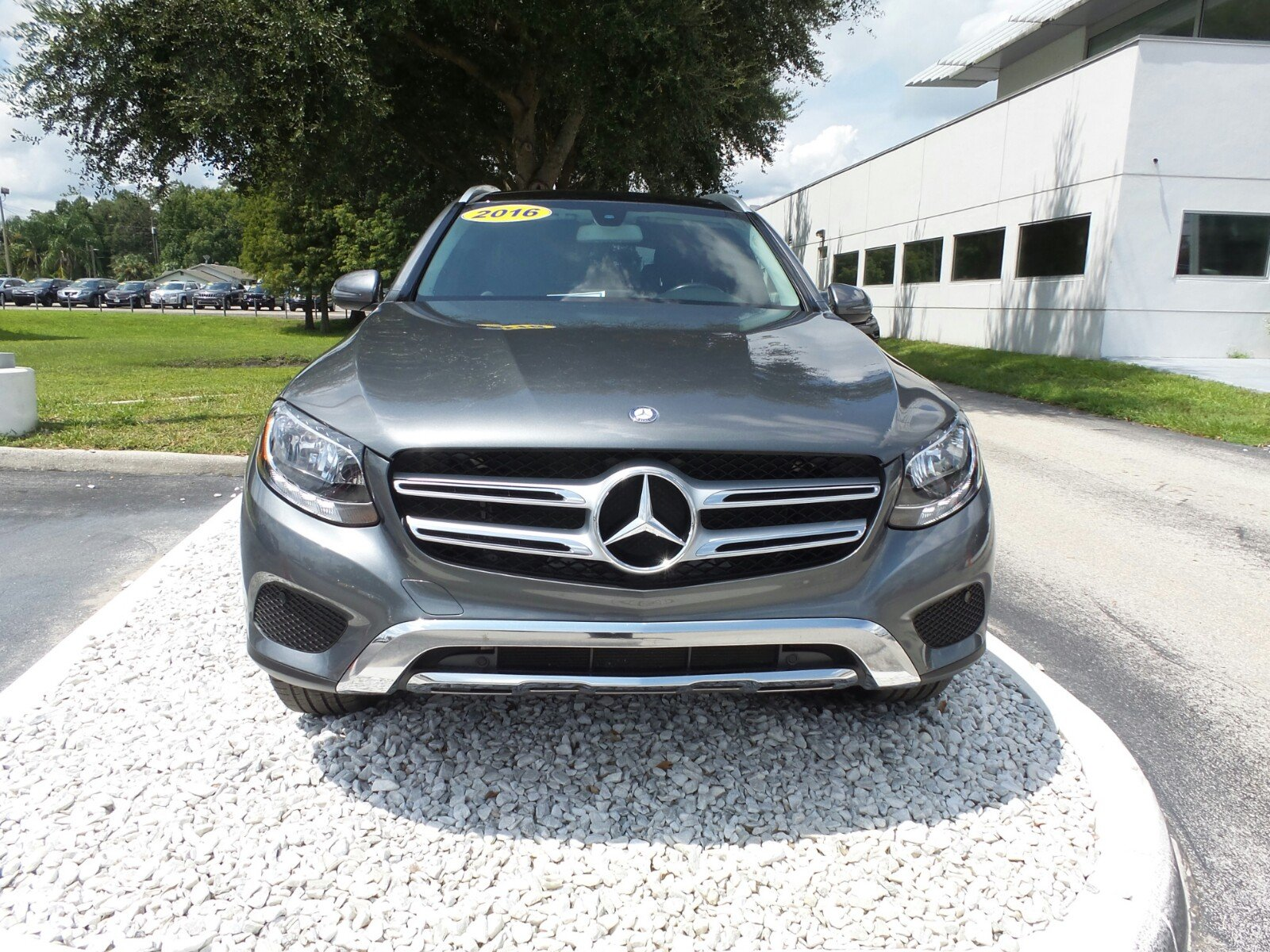 Pre Owned 2016 Mercedes Benz GLC GLC 300 Sport Utility in Lakeland
