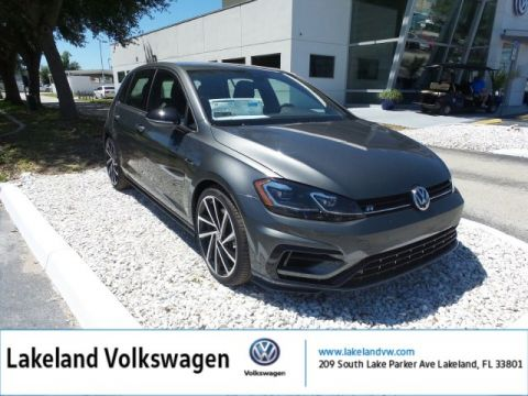 New Volkswagen Golf R In Lakeland Lakeland Volkswagen